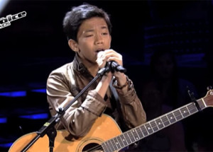 Andoy Patuasic sings 'Give Me Love' on The Voice Kids Philippines Season 2