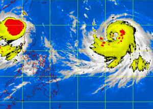 Bagyong Falcon PAGASA Weather Forecast, Storm Signal and Update