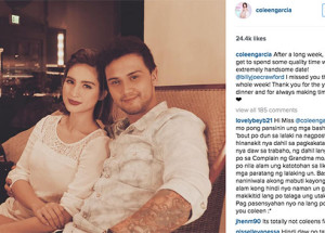 Service Crew Fired from Job Because of Coleen Garcia's Complaint, Actress Apologizes