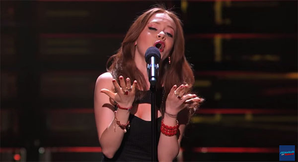 Daniella Mass Americas Got Talent