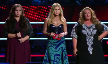 Gail Page vs Deanna Rose 'Take Me To Church' The Voice Australia Battle Rounds