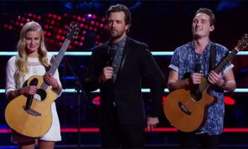 Grace Pitts vs Jake Howden 'Blank Space'  The Voice Australia Battle Rounds