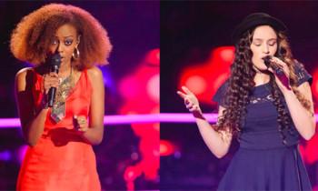 Mahalate Teshome vs Paris Cassar 'Style' The Voice Australia Battle Rounds