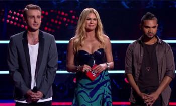 Simi Vuata vs Stewart Winchester 'I'm Not The Only One' The Voice Australia Battle Rounds