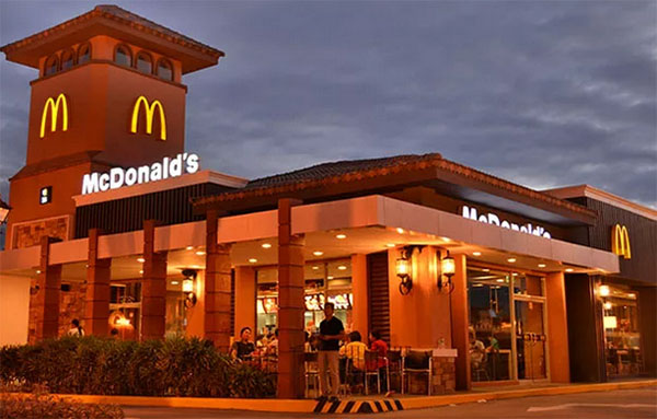 McDonald's suspected for food poisoning after death of couple