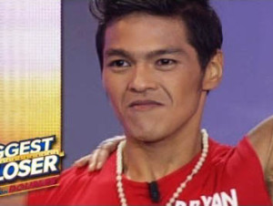 Bryan Castillo is The Biggest Loser Pinoy Edition: Doubles Winner