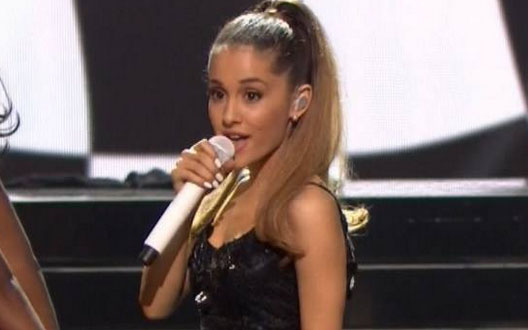 Arian Grande Americas Got Talent Performance Video