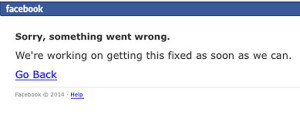 Facebook Went Offline, Affects Millions Of Users