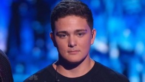 Jaycob Curlee sings 'Beneath Your Beautiful' on America's Got Talent Quarterfinals