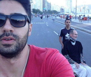 Steve Jobs Found Alive in Rio de Janeiro, Brazil?