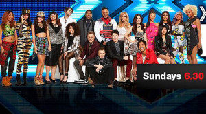 X Factor Australia Reveals Top 12 Competing in Live Shows