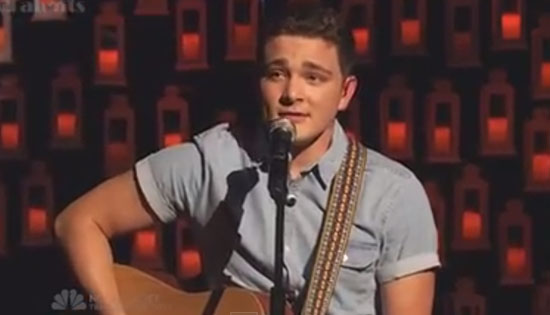 Cool Previously A Semifinalist On Season 9 Of Americas Got Talent, Jaycob Curlee Is Back And Better Than Ever In A Recent Interview, Singersongwriter Jaycob Curlee Discussed His Experience On Americas Got Talent And His Future Plans,