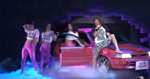 Video: Redfoo Performs 'New Thang' on X Factor Australia