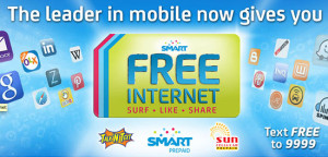 Smart Free Internet for Prepaid Subscribers