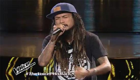 Kokoi Baldo The Voice Philippines