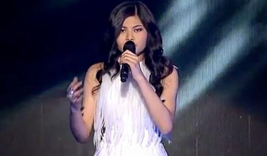 Marlisa Punzalan X Factor Australia 2014 Winner