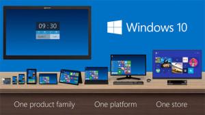 Microsoft Announced Windows 10 Operating System