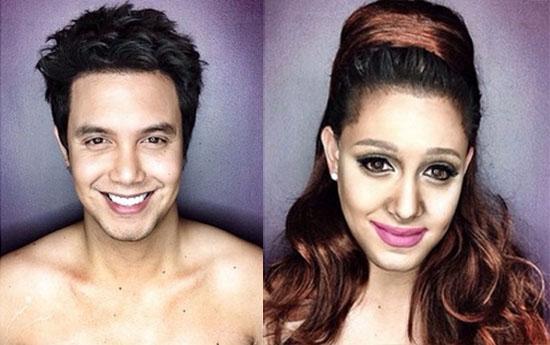 Paolo Ballesteros Makeup Transformation Insram - Mugeek ...