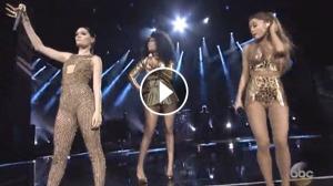 Jessie J, Ariana Grande and Nicki Minaj 'Bang Bang' AMAs 2014 Performance Video