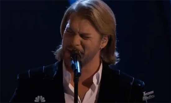 Craig Wayne Boyd The Voice Top 5 2nd Song
