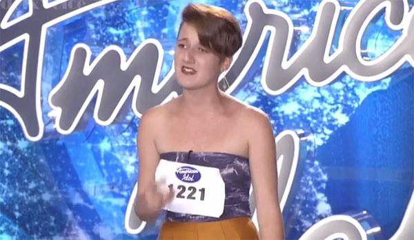 Cat American Idol Skinner American Idol