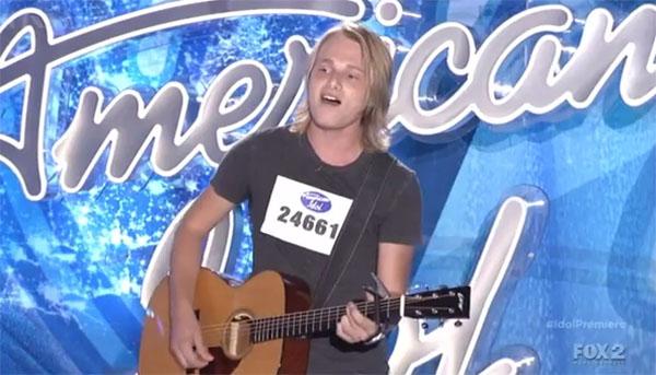 Bria Riley American Idol