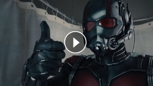 Marvel Unveils Ant-Man First Full-Length Trailer