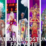 Miss Universe 2014 Top 5 Best National Costumes Revealed, How to Vote?