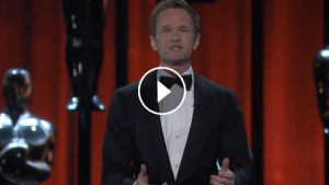 Neil Patrick Harris Opening Number Oscars 2015 Performance Video