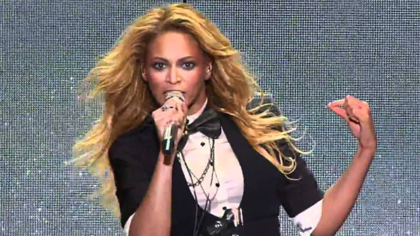 beyonce grammy album of the year