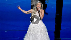 Lady Gaga Sound Of Music Tribute Oscars 2015 Performance Video