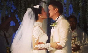 Heart Evangelista and Chiz Escudero Wedding Photos and Video