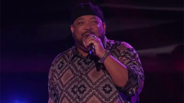 Barry Minniefield The Voice 2015