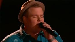 Brian Johnson The Voice 2015
