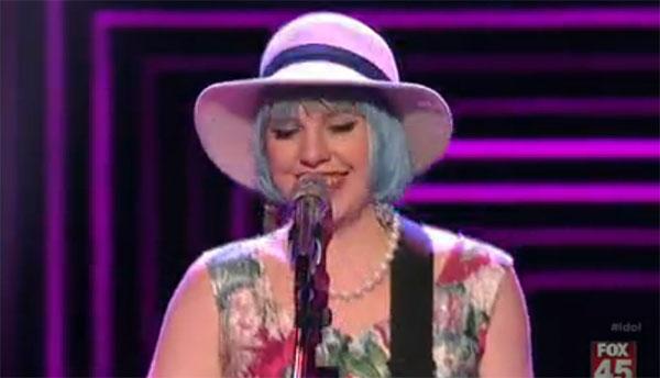 Joey Cook American Idol Top 12