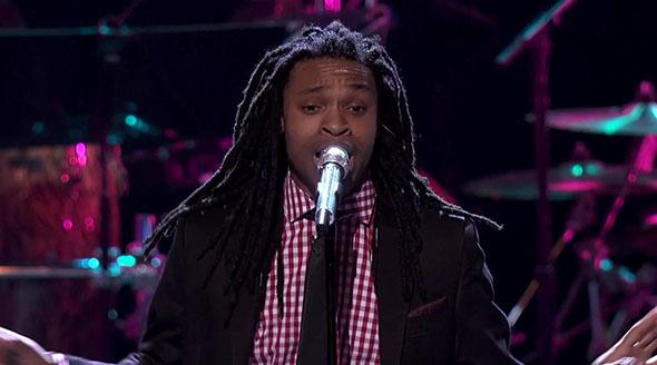 Qaasim Middleton American Idol Top 10