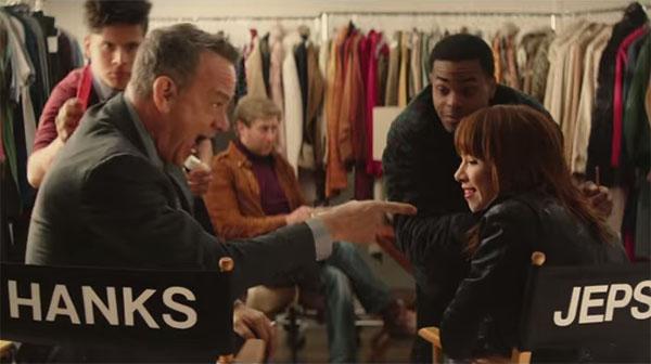 Tom Hanks Carly Rae Jepsen I Really Like You