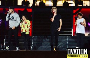 One Direction Manila Concert Photos, Videos and Live Updates