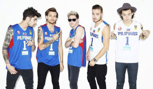 One Direction Ordered to Post Cash Bond for Manila Concert