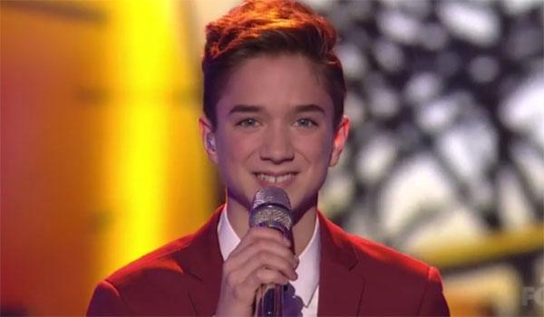 Daniel Seavey Eliminated from American Idol, Top 8 Revealed