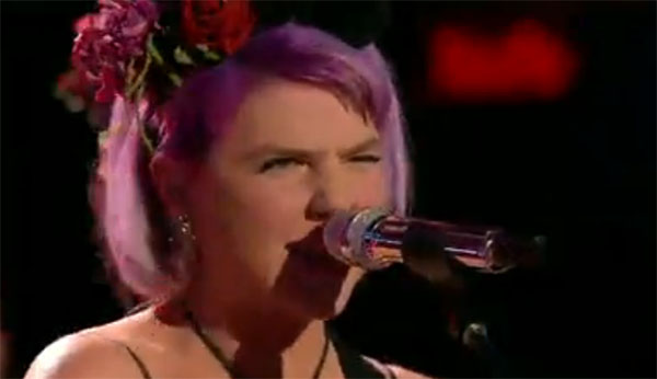 Joey Cook sings 'Somebody to Love' on American Idol Top 7 American Classics
