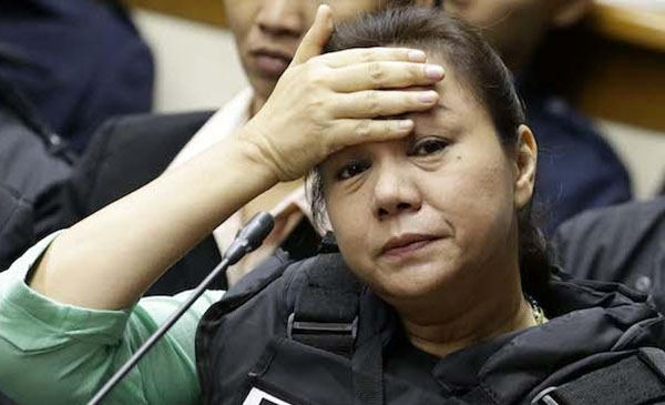 Janet Napoles Sentenced to Life Imprisonment for Illegally Detaining Benhur Luy