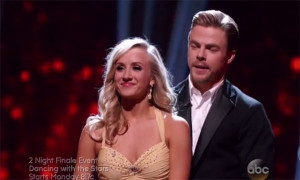 Dancing With The Stars Results: Nastia Liukin and Derek Hough Eliminated, Top 3 Revealed