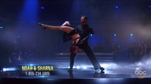 Noah Galloway and Sharna Burgess Dance 'Argentine Tango' on Dancing With The Stars Season 20 Finals