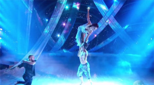Dancing With The Stars Season 20 Finals: Noah Galloway and Sharna Burgess 'Freestyle'
