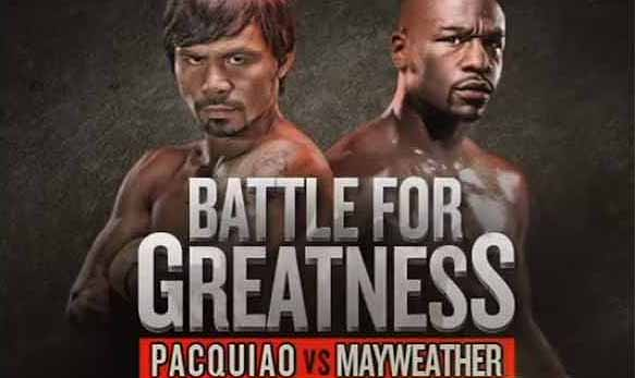Pacquiao vs Mayweather Watch Live Pay per view Free Channel