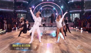 Dancing With The Stars Season 20 Finals: Riker Lynch and Allison Holker 'Freestyle'