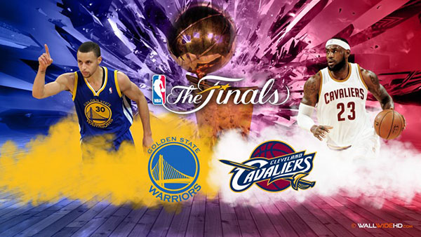 Currys-Warriors-vs-LeBrons-Cavaliers-NBA-The-Finals-2015-Wallpaper-800x450