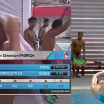 Two Filipino Divers Scored Zero Points at SEA Games 2015
