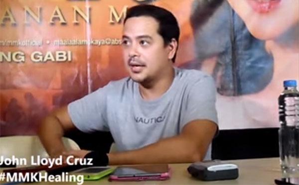 John Lloyd Cruz Denies Breakup with Angelica Panganiban